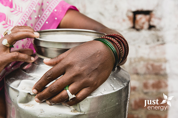 How You Can Help Water.org Save a Life by Switching to Just Energy